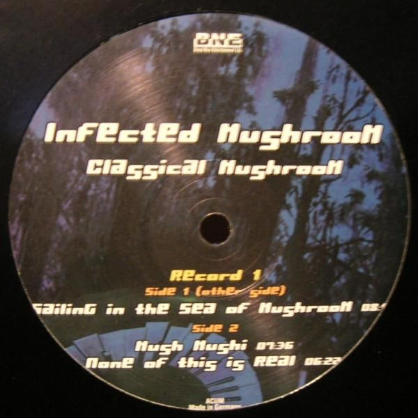 vinyl infected mushroom classical mushroom ep my discography