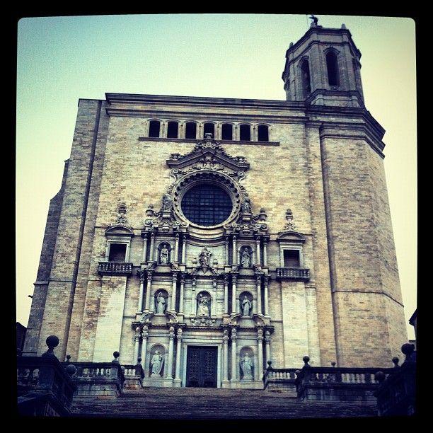 La catedral de Gerona