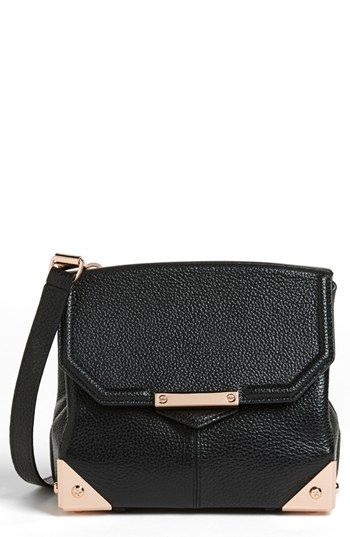0fadfd37b4a5 Alexander Wang  Marion - Prisma  Leather Crossbody Bag