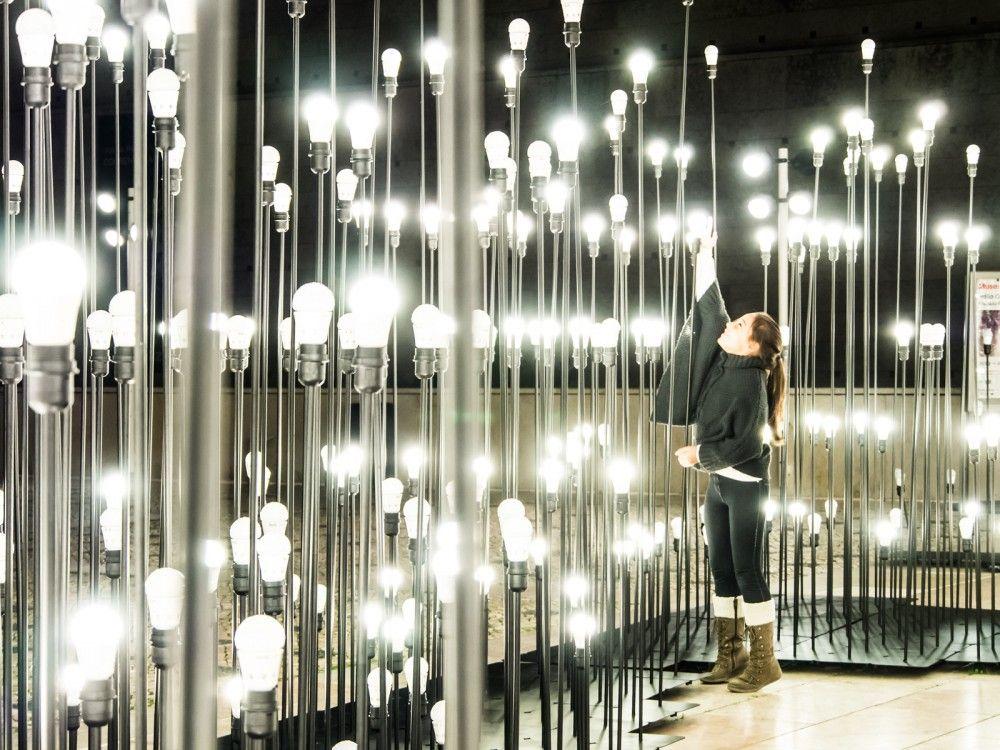 tesoura instalação arte - Recherche Google