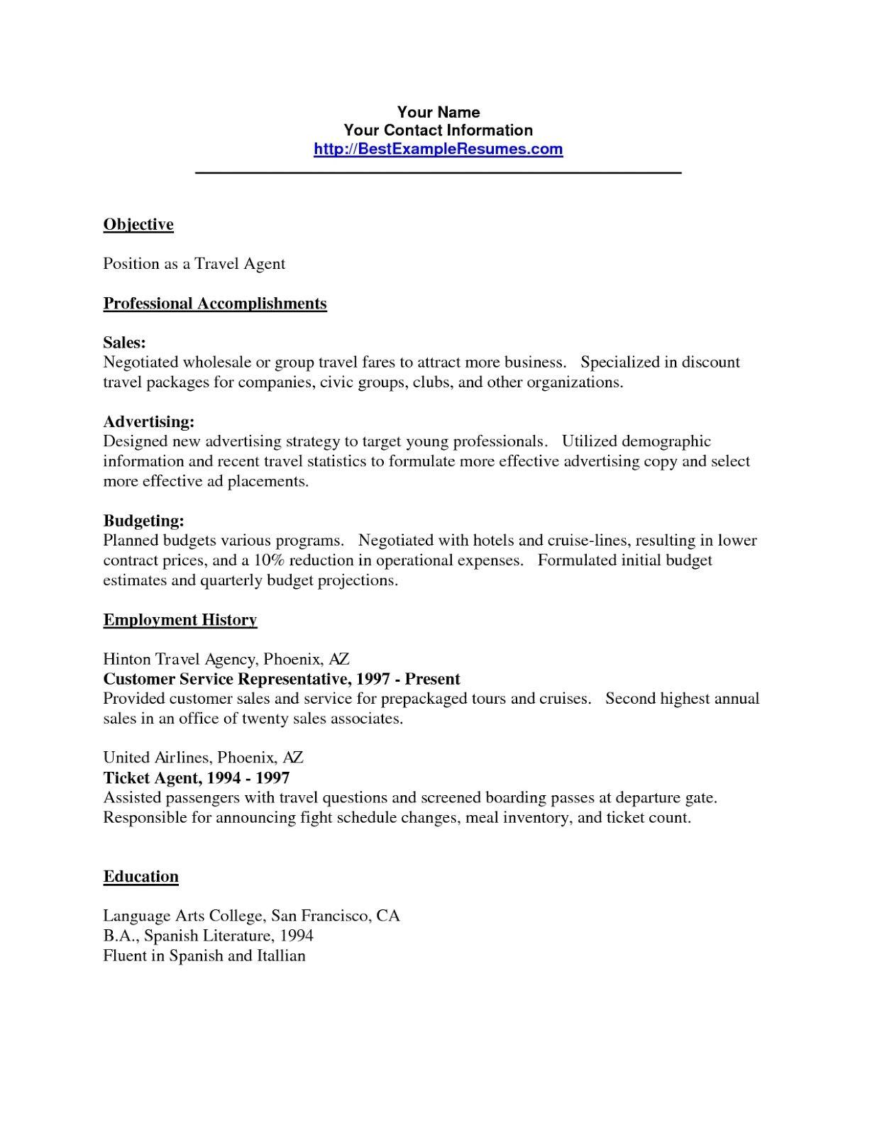 Benefits Administrator Resume Objective 2019 Benefits