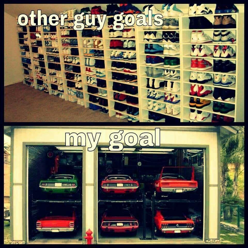 Hubbys goals lol Mechanic life, Locker storage