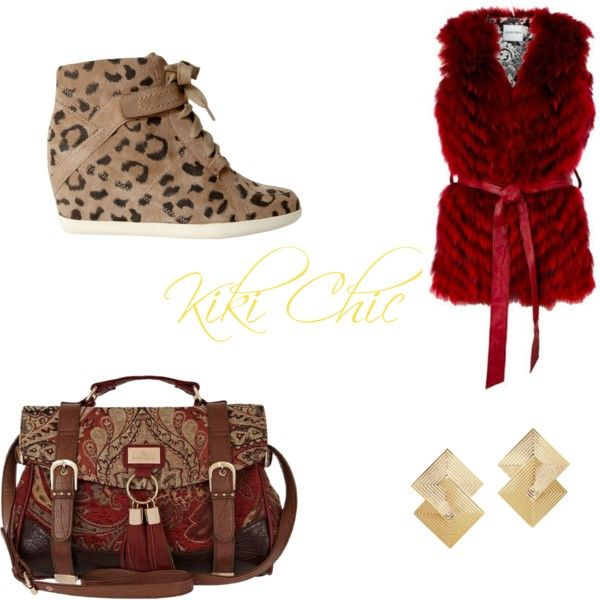 """fall 2012"" by empresskiki-chic on Polyvore"