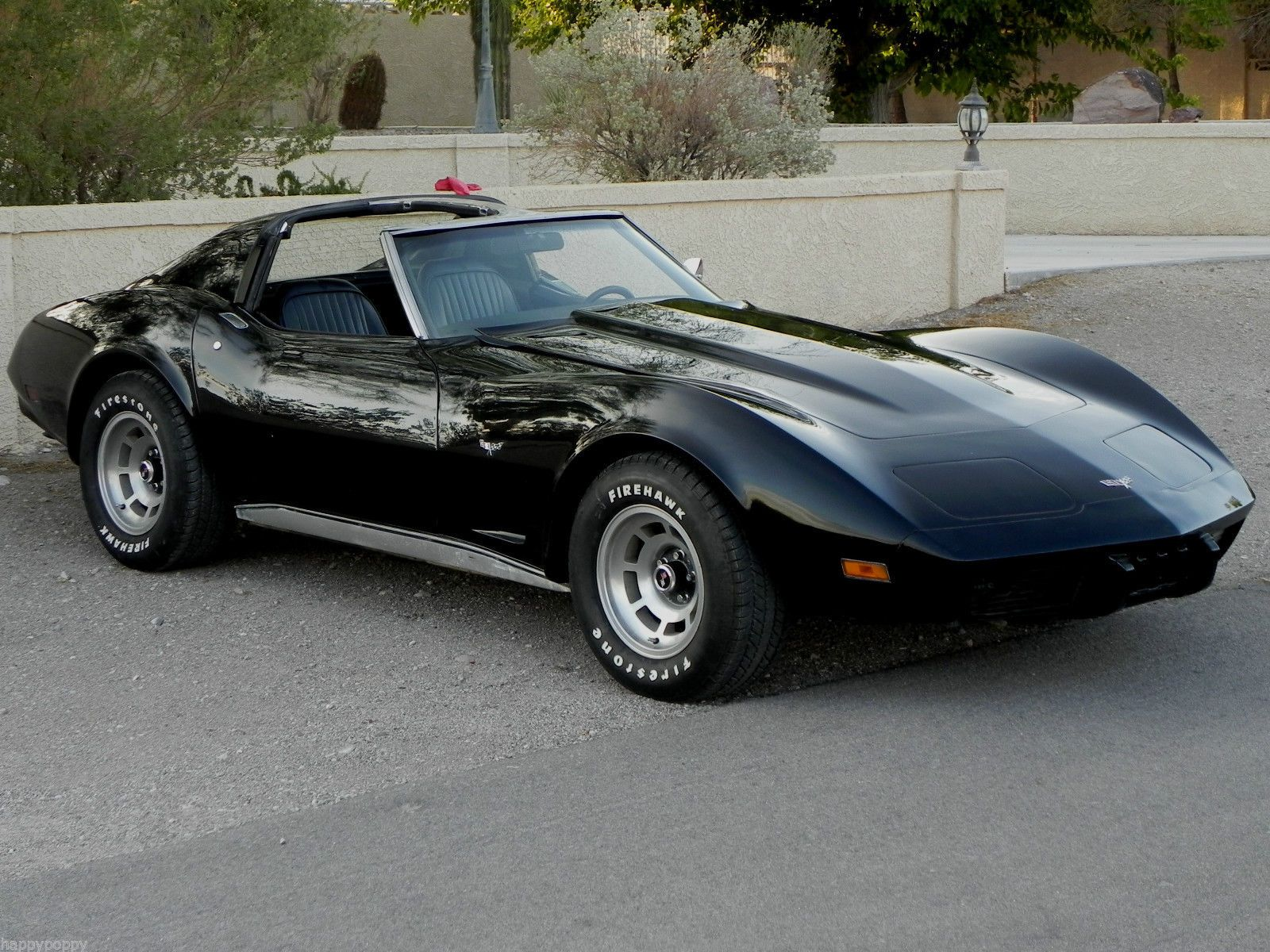 1977 Chevy Corvette 4spd Click to Find out more - http://fastmusclecar.com/1977-chevy-corvette-4spd/