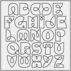 Bullet Journal Lettere Dell Alfabeto Lettering Creativo E Doodle Lettering