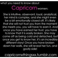 A Get How Capricorn Woman To