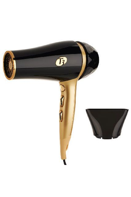 7c7744a45 This powerful T3 hairdryer will shave minutes off your drying time —  without leaving hair a