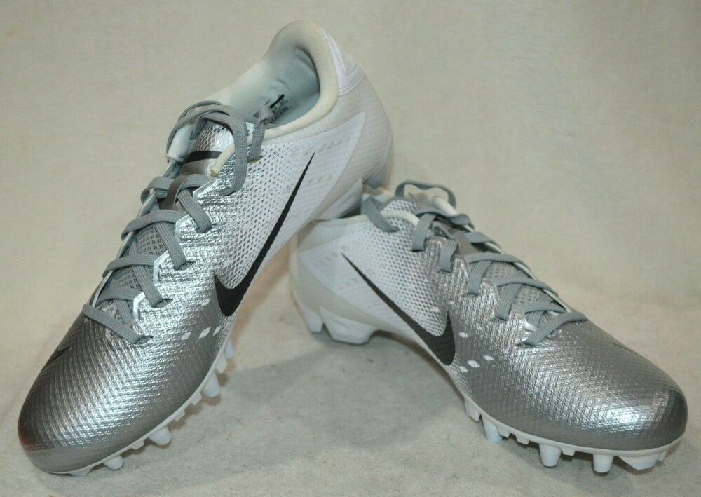 35326319ebf Advertisement(eBay) Nike Men s Vapor Untouchable Speed 3 TD White Mtlc Grey  Football