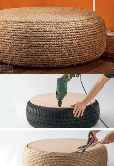 Photo of Live creatively: You can easily make these 4 cool DIY furniture yourself!