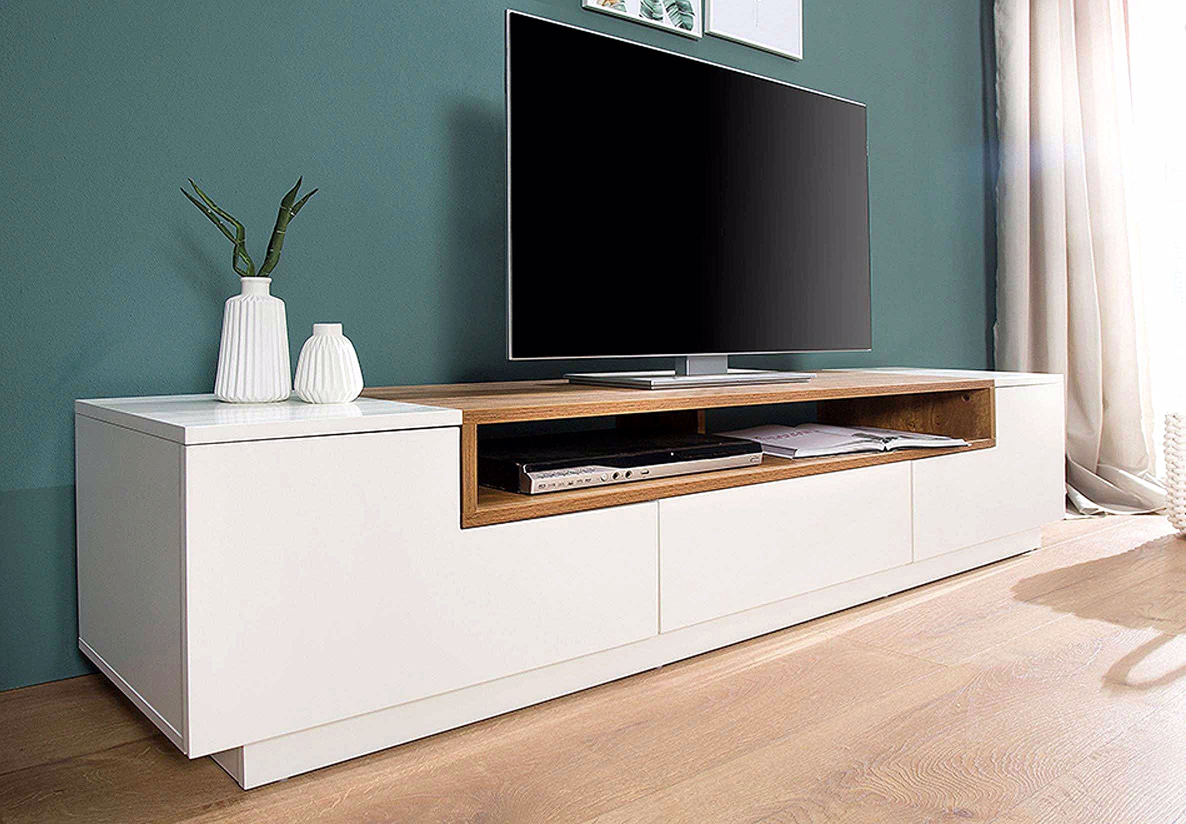 meuble tv suspendu blanc meuble tv