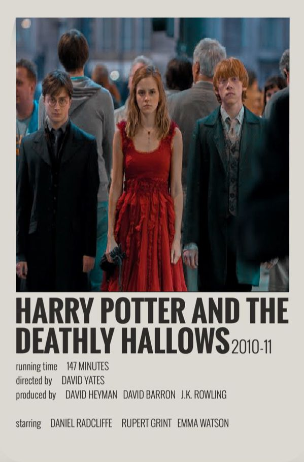 Harry Potter and the Deathly Hallows (polaroid film)