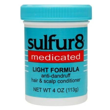 Sulfur8 Anti-Dandruff Hair & Scalp Conditioner in 2019   dry