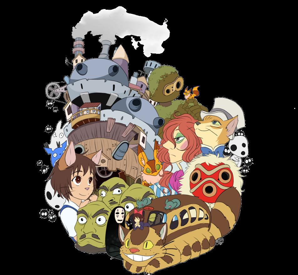 Miyazaki Ru On Twitter Ghibli Studio Ghibli Miyazaki