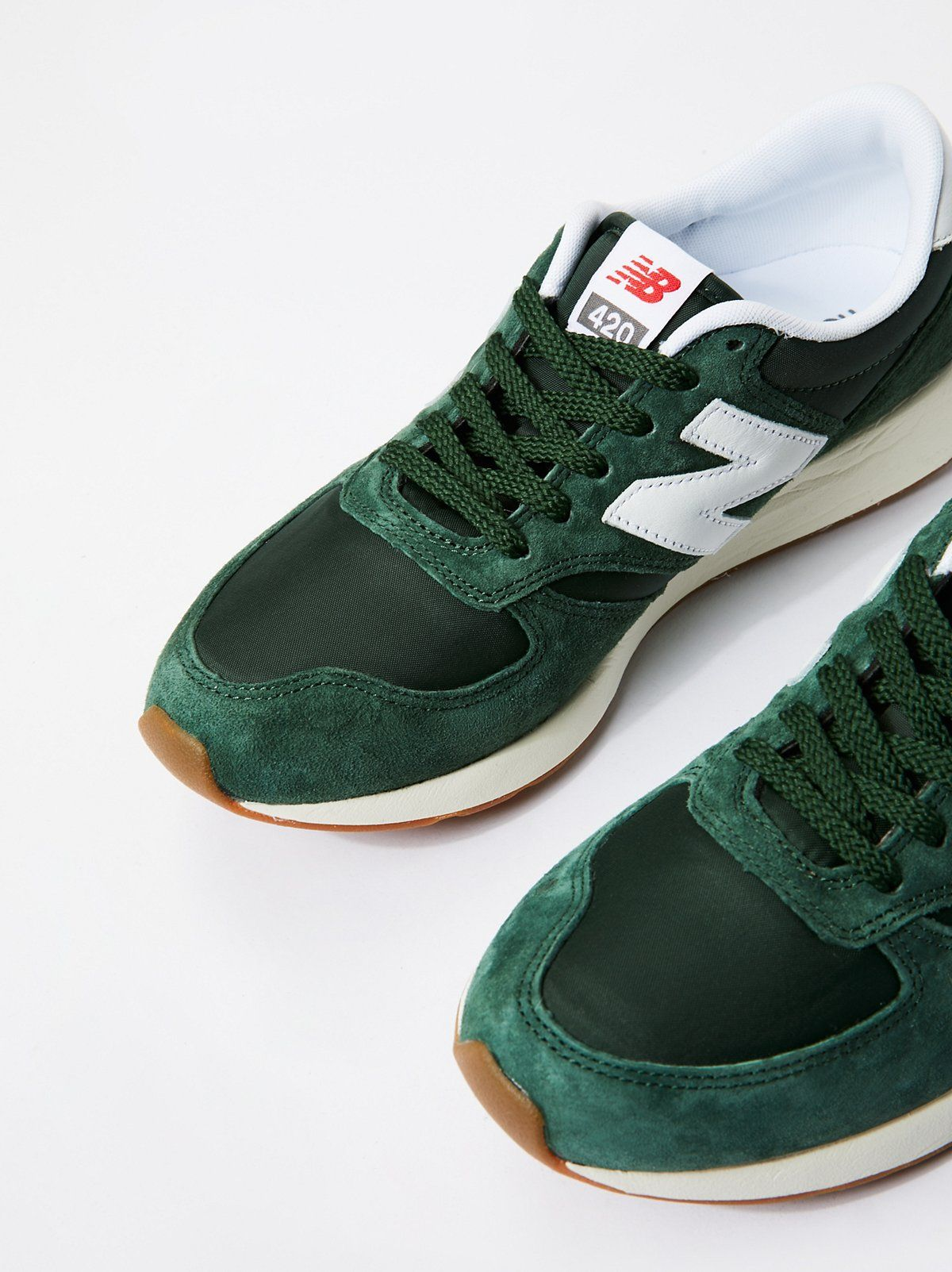 d89141eb43bf4 420 Trainer | A New Balance favorite, these 420 trainers feature a  retro-inspired feel with the classic logo on the sides. * Lightweight EVA  sole for ...