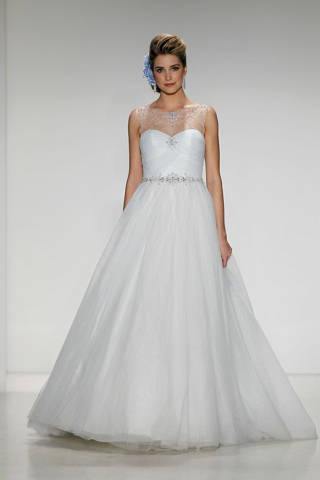 Alfred Angelo unveils its 2015 Disney Fairy Tale Weddings collection!