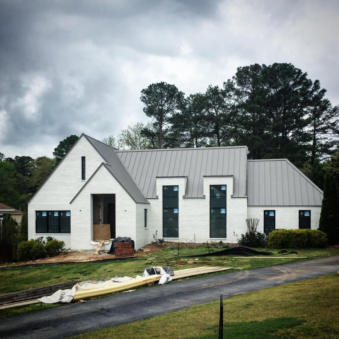 Our ranch to SoftModern conversion in Sandy Springs... I