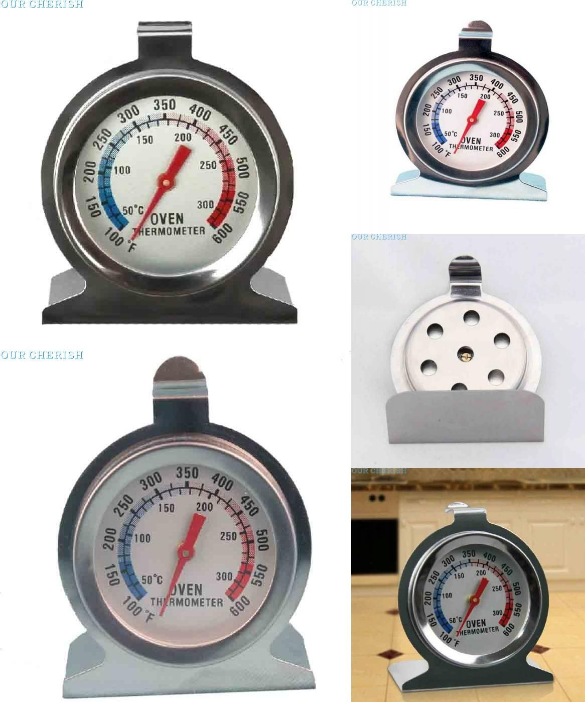 Visit To Buy Home Food Meat Dial Stainless Steel Oven Thermometer