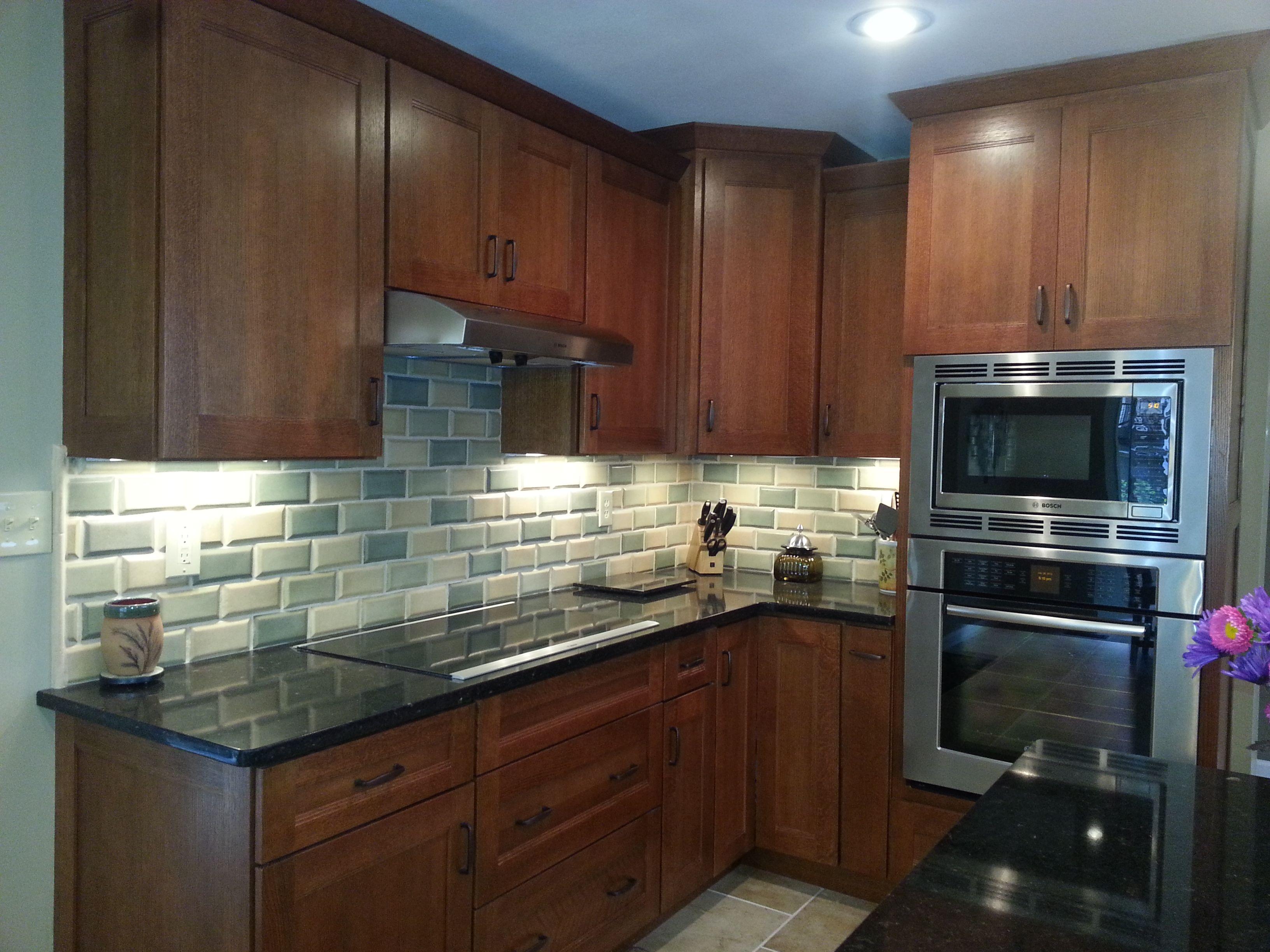 Craftsman Kitchen designed by Signature Kitchen & Bath featuring ...