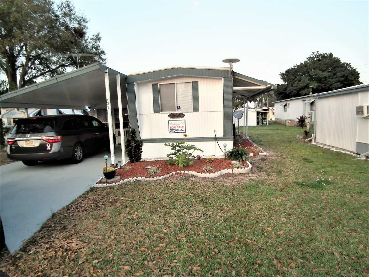Found this manufactured home on mhvillage florida homes
