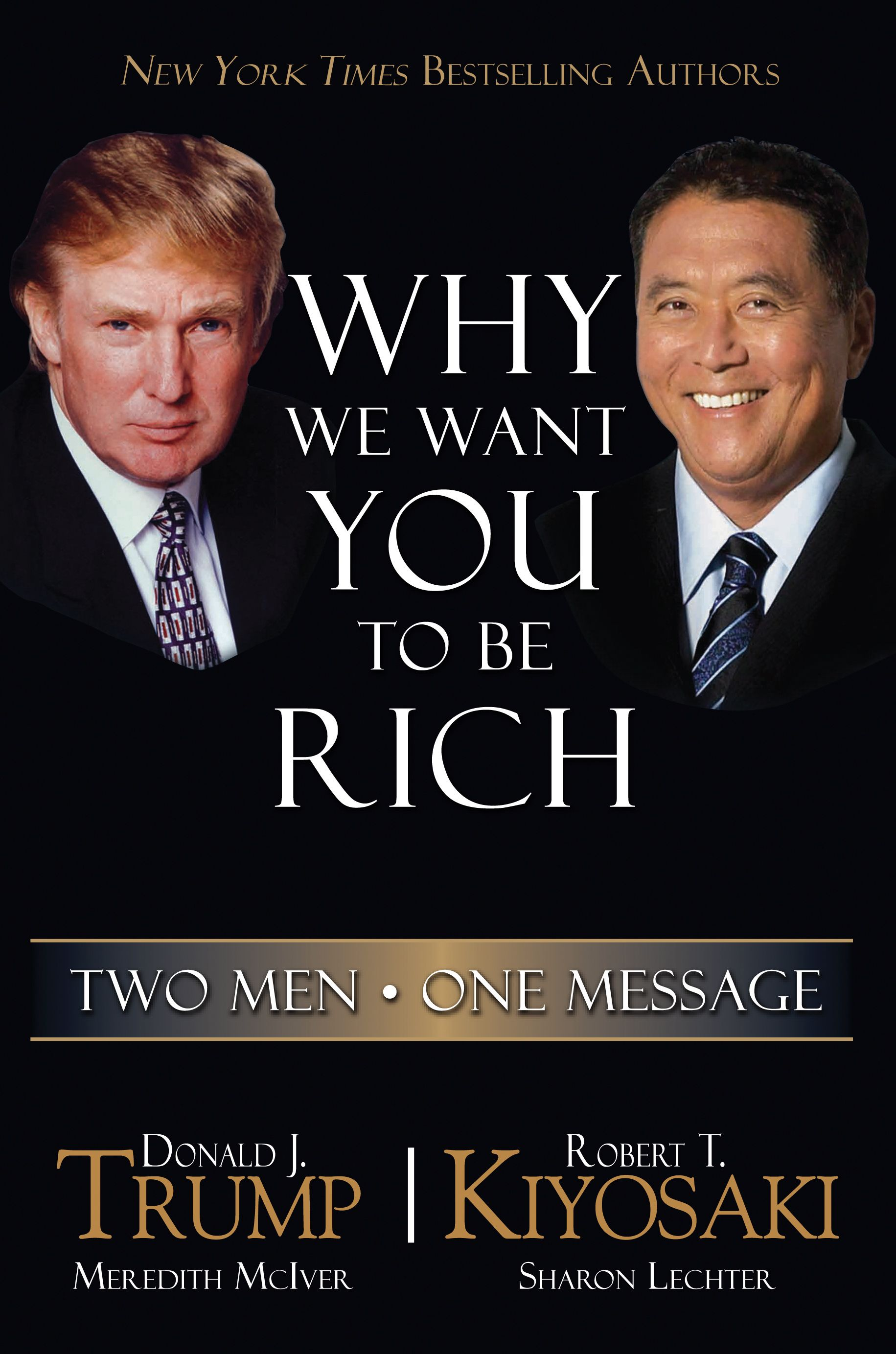 Miss You Libro Donald Trump And Robert Kiyosaki Why We Want You To Be