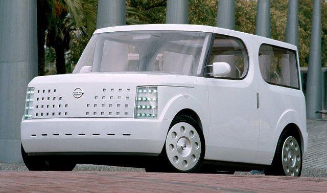 1b8010971750 The Nissan Cube. Amo este tostador!!