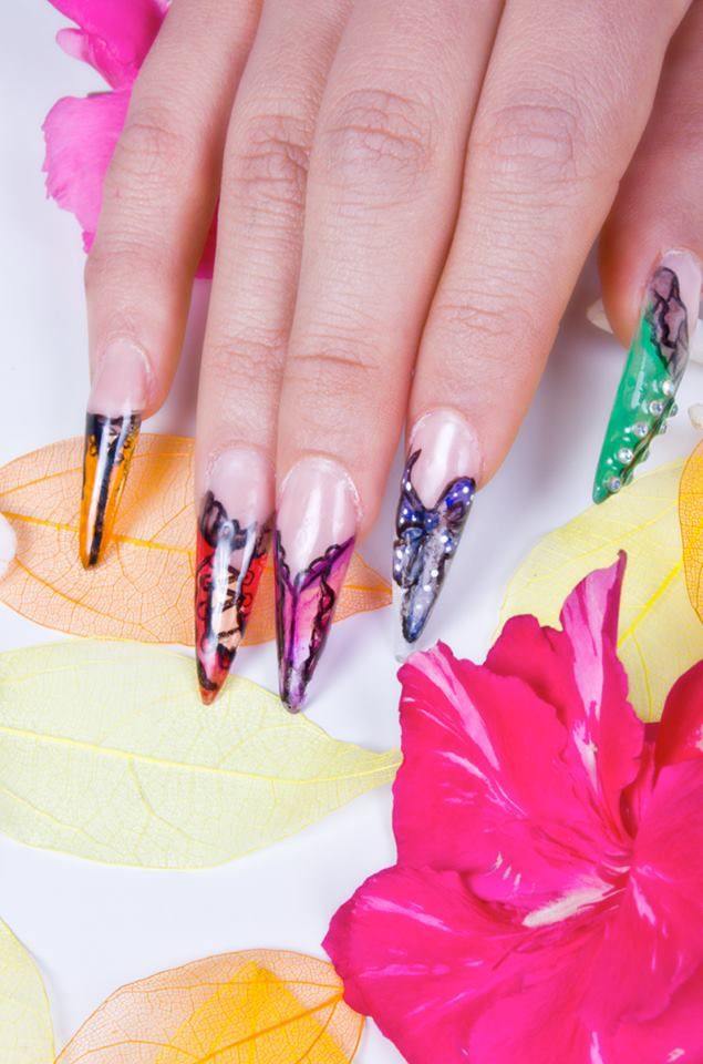 Nail Art Painter | Nail Art Painter | Pinterest | Nails inspiration