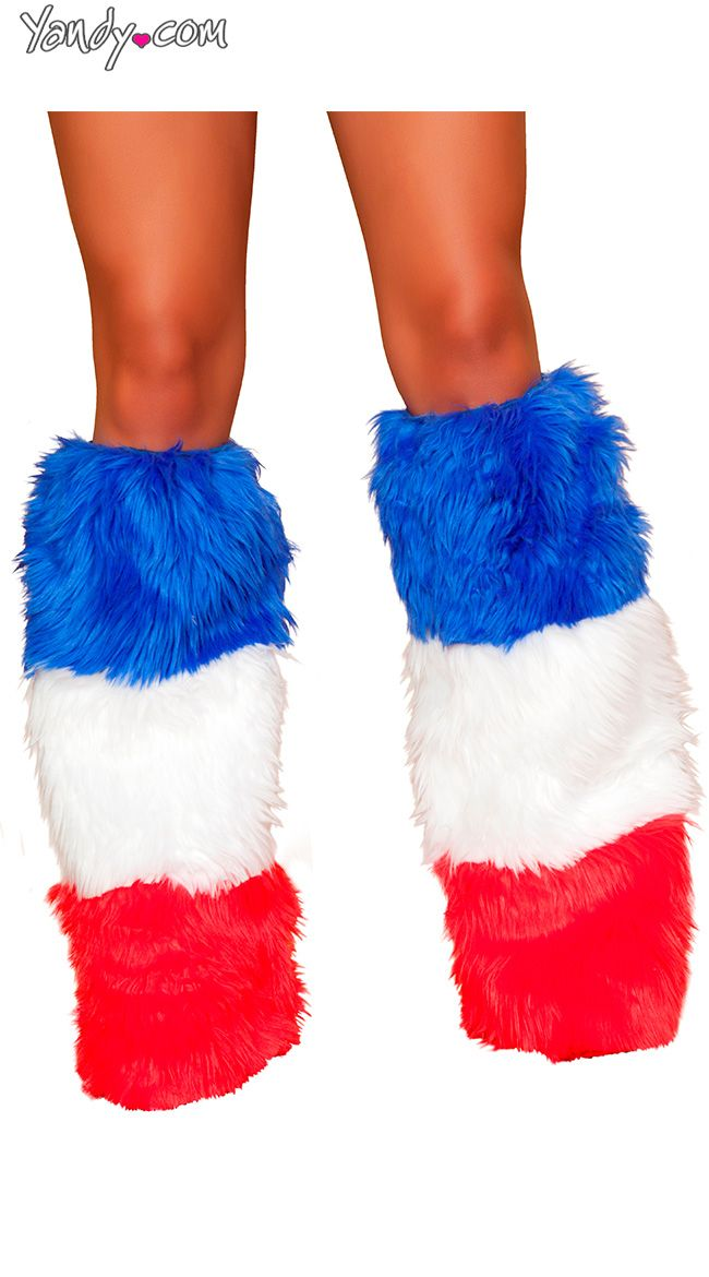 All American Leg Warmers, Red White and Blue Legwarmers, Patriotic Legwarmers
