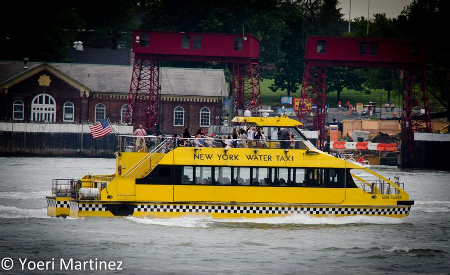 Water Yellow Cab NY
