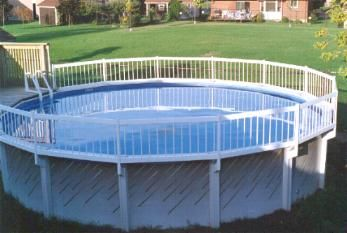 Above Ground Pool Fence Pictures Above Ground Pool Fence
