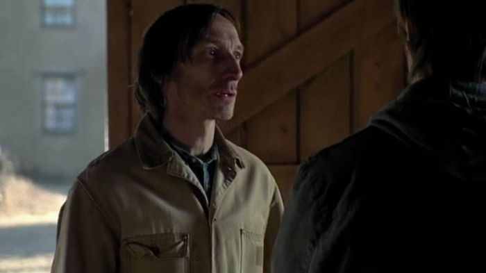 Levon Hanley (Julian Richings).