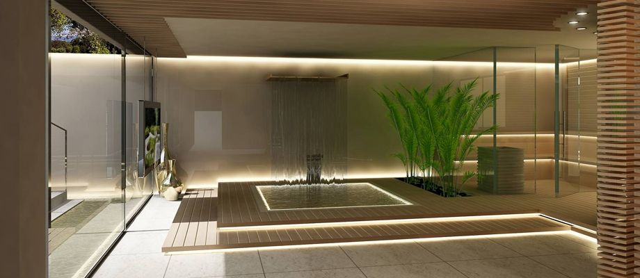 Wellness design  Home SPA Vicenza | Alberto Apostoli | Element Spa | Pinterest ...