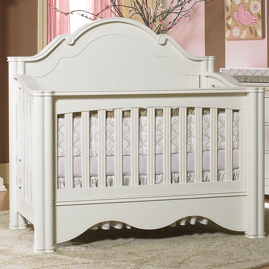 Enchanted Vanilla Crib Cribs Nursery Furniture Baby Cribs