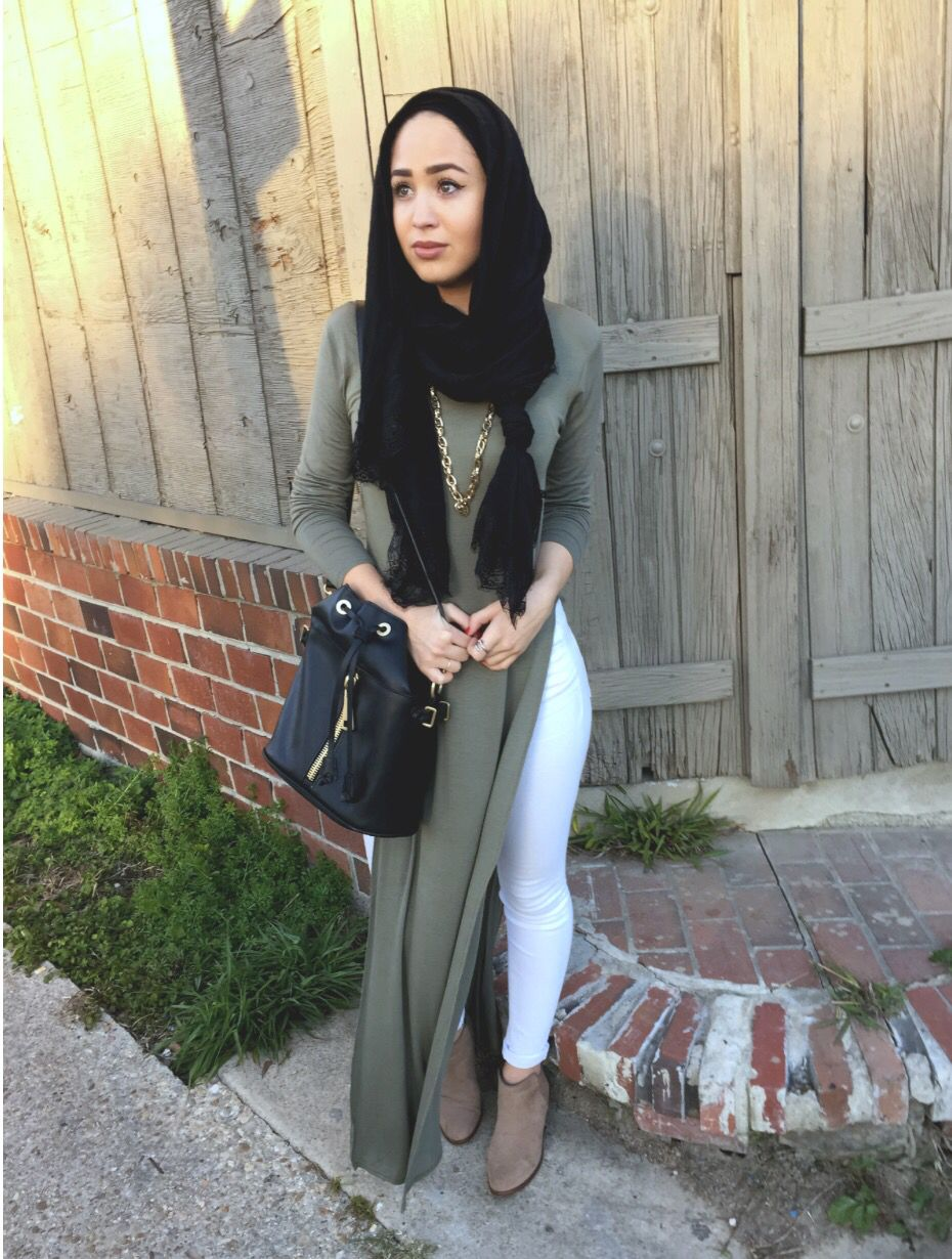23+ Muslimah Fashion Outfits Muslimah Fashion Outfits Casual