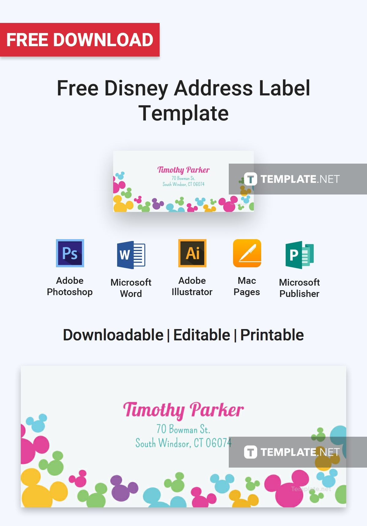 microsoft word label templates free download
