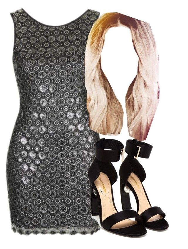 """""""Untitled #1652"""" by do-the-calder ❤ liked on Polyvore featuring Nicholas Kirkwood"""
