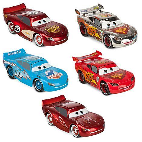 e8ae4858 McQueen-O-Rama Cars Die Cast Set -- 5-Pc. | Vehicles & RC Toys ...