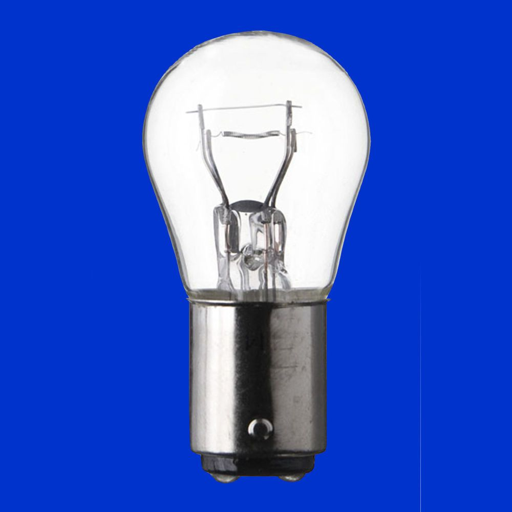 10 Stuck Birne Gluhlampe Lampe Zweifadenbirne Signallampe 12 Volt 21 5w Ba15d Gluhlampe Birne Lampe