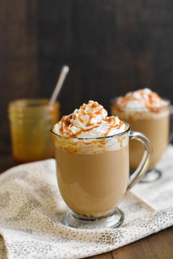 Brûlée Caramel Coffee | Recipe | Caramel coffee recipe ...