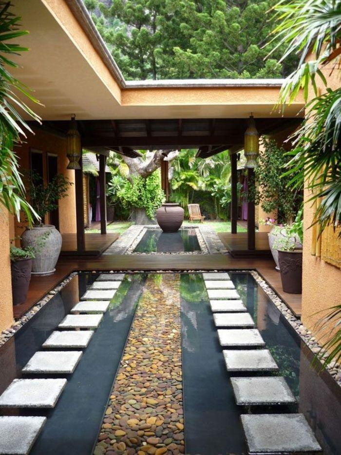 ▷ 1001+ conseils pratiques pour une déco de jardin zen   Zen space ...
