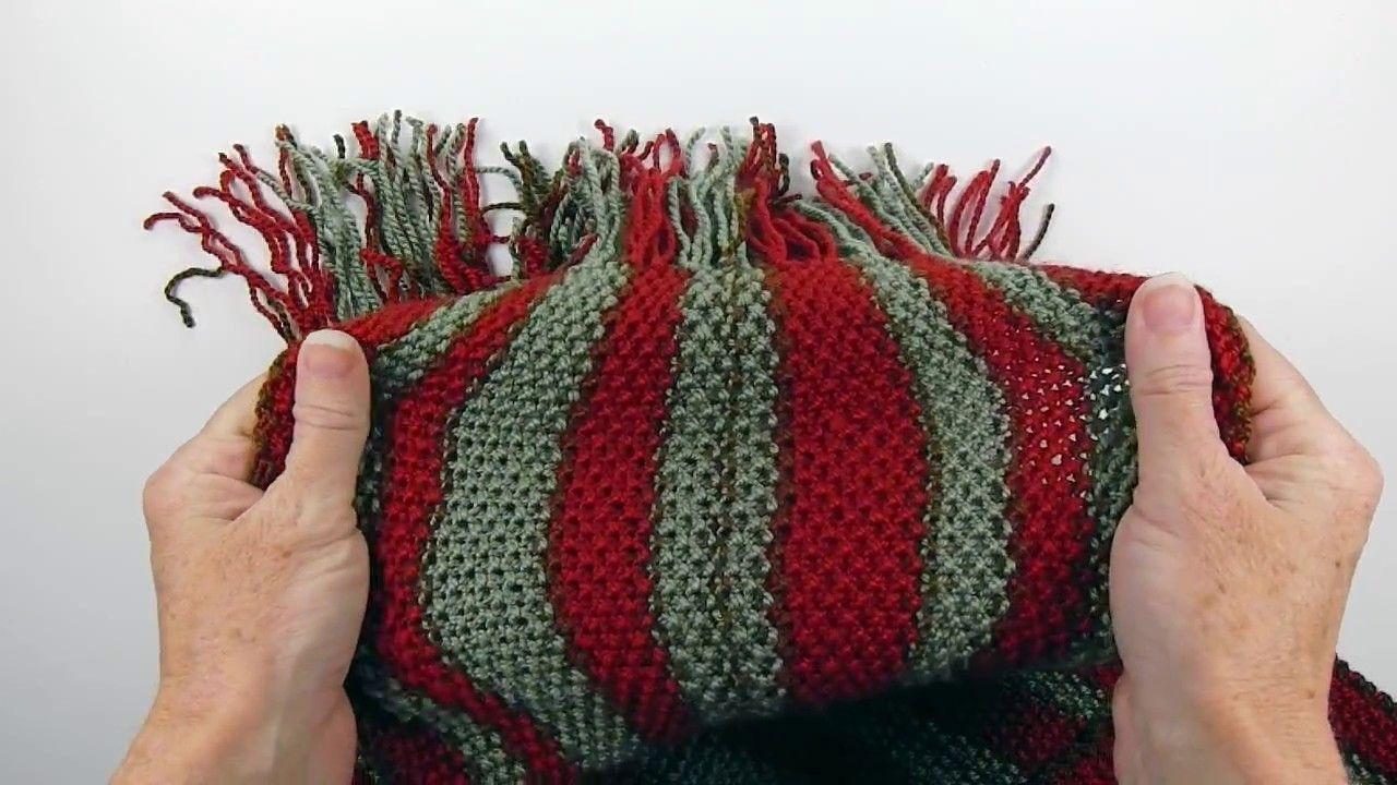 SteekedStripeScarf