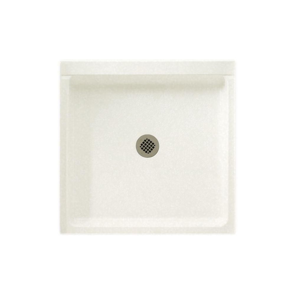 Swan Ss 3636 010 36 X 36 Swanstone Shower Base Drain Included
