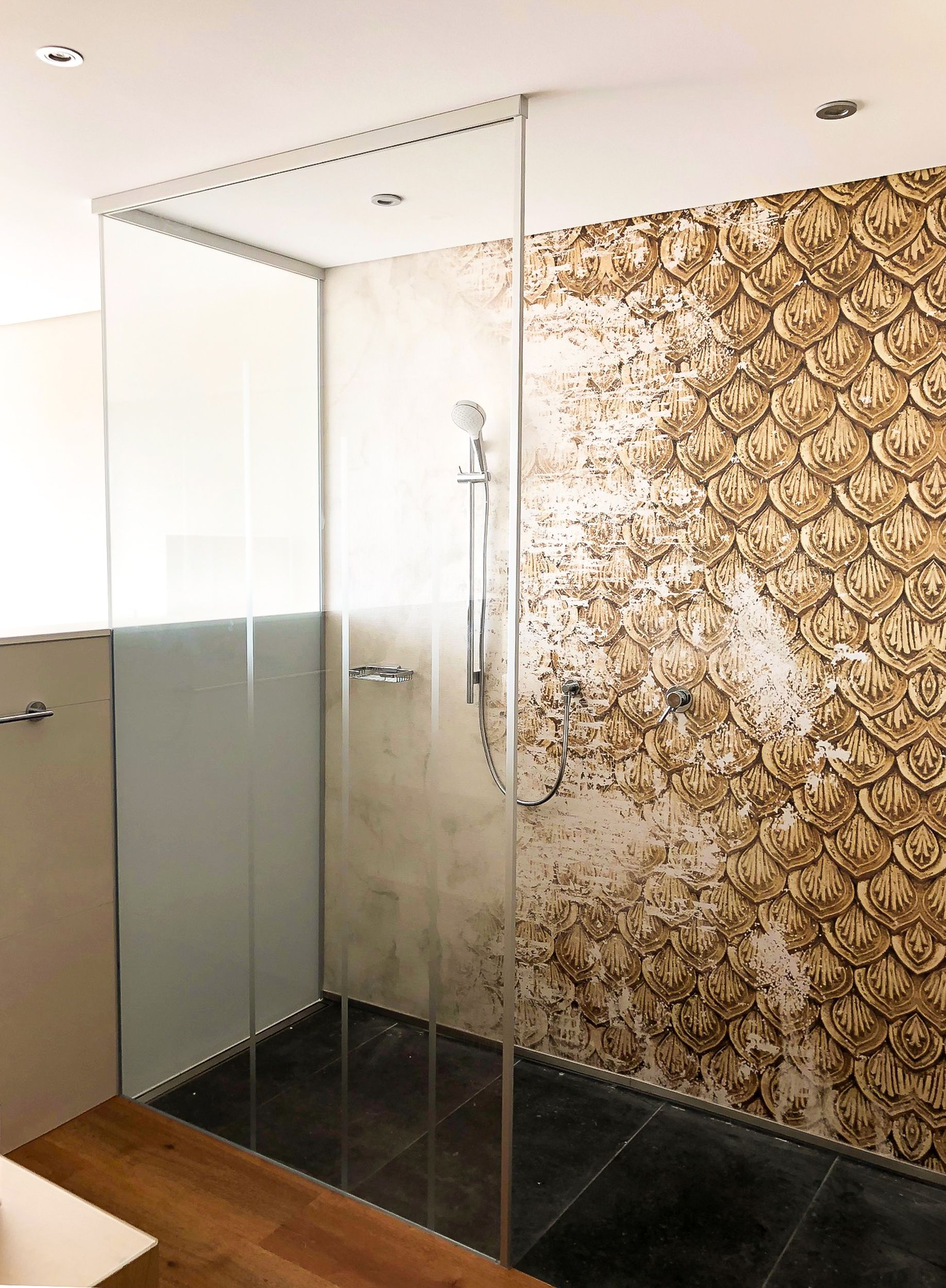 unikat Serie Glasduschen, Walk in dusche, Duschwand