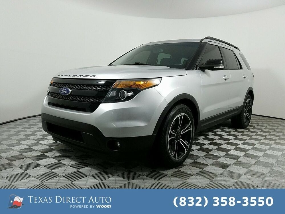 For Sale 2015 Ford Explorer Sport Texas Direct Auto 2015 Sport Used Turbo 3 5l V6 24v Automatic 4wd With Images 2015 Ford Explorer Sport Ford Explorer Sport Ford Explorer