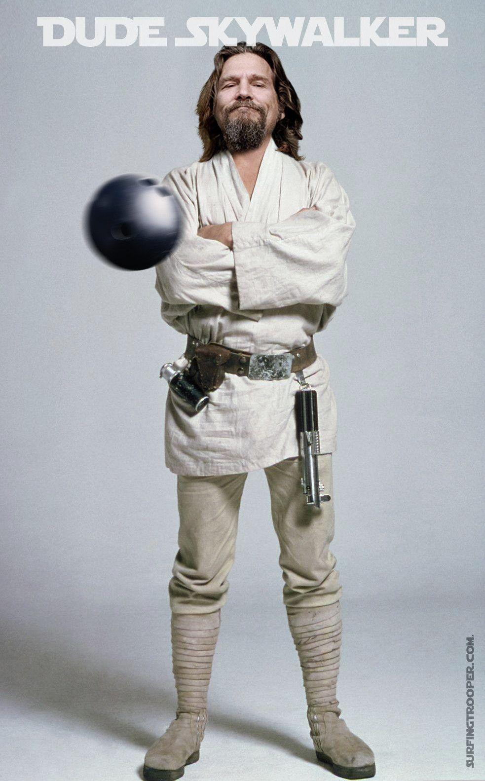 The Luke abides...