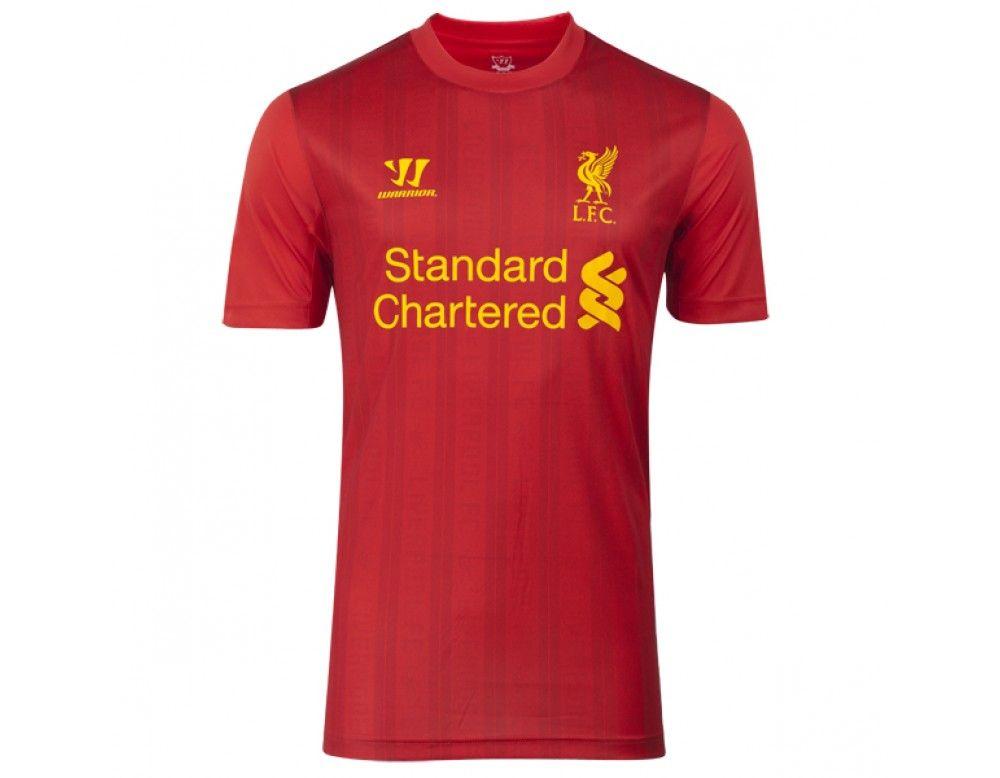 881c75eff LFC 13-14 Home Shirt - Fashion Style