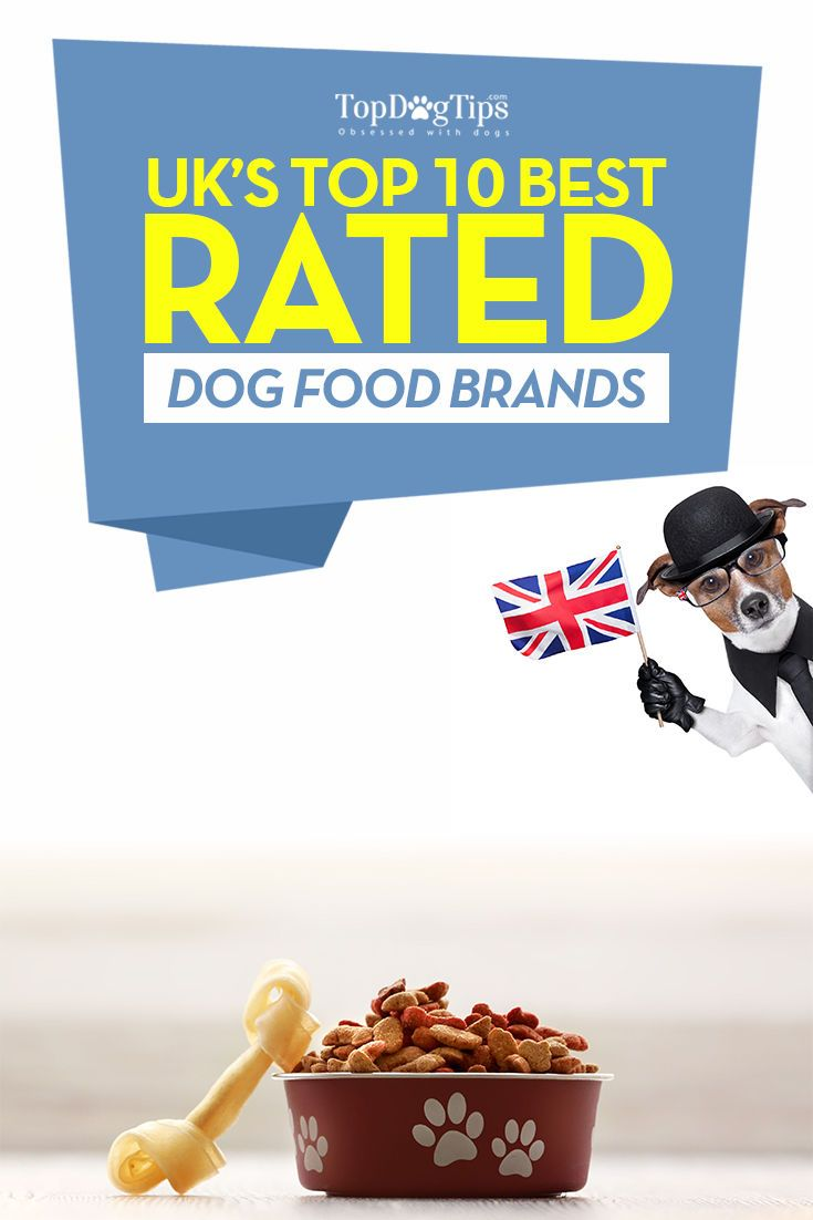 Top 10 Best Dog Food Uk 2018 Top Rated Dry Dog Food Brands