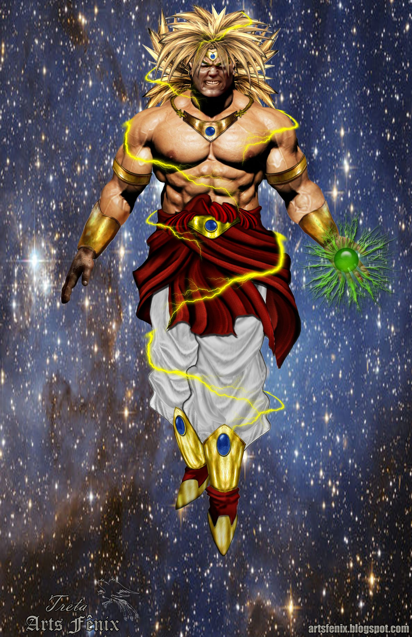 best dragon ball z broly real dragon ball z photo 7086294 fanpop - Dragon Ball Z Com