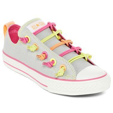 d754a88904914 Converse® Chuck Taylor Loop 2 Knots Preschool Girls Shoes - jcpenney ...