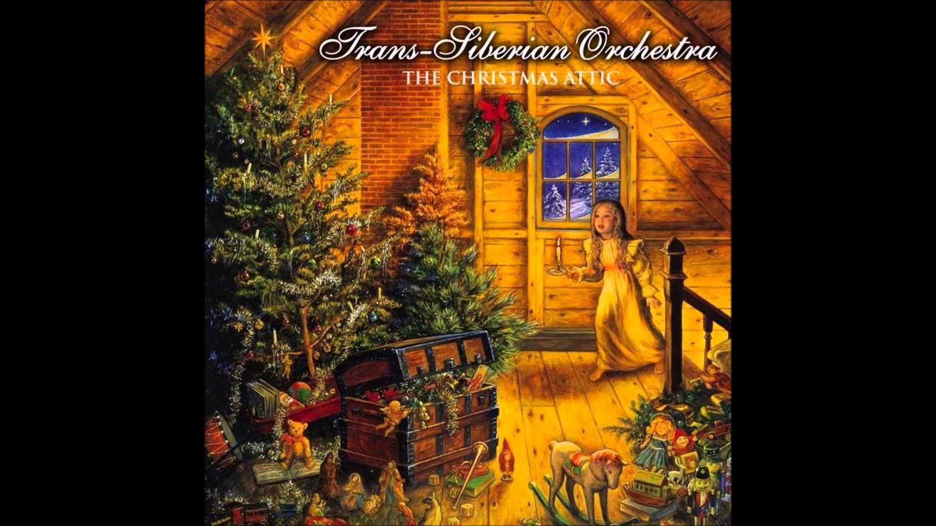 Trans Siberian Orchestra The Christmas Attic Full Album