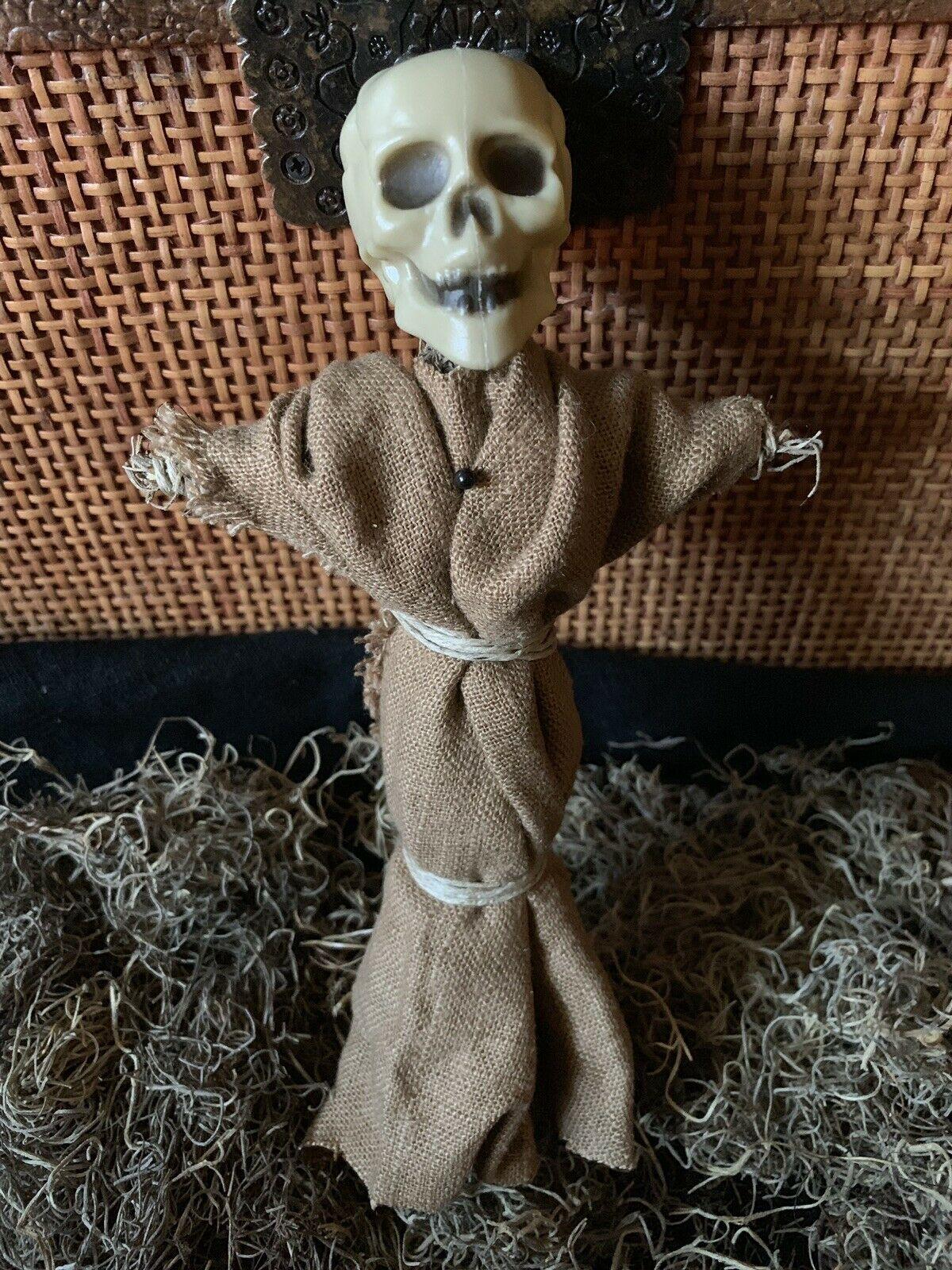 AUTHENTIC VOODOO DOLL BROWN/WITH PINS #2 | eBay | Voodoo ...
